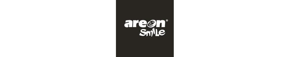 Areon SMILE DRY | areon-fresh.de hat die lustige Smiley Lufterfrischer für Ihr Auto